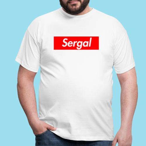 SERGAL Supmeme - Männer T-Shirt