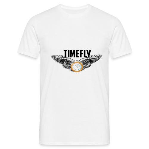 timefly merch design - Men's T-Shirt