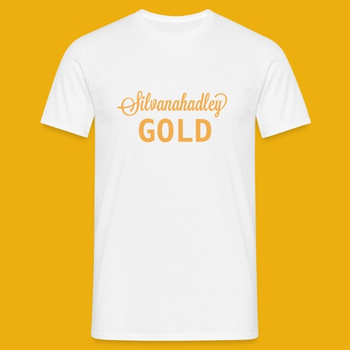 Silvana hadley Gold merch - Men's T-Shirt