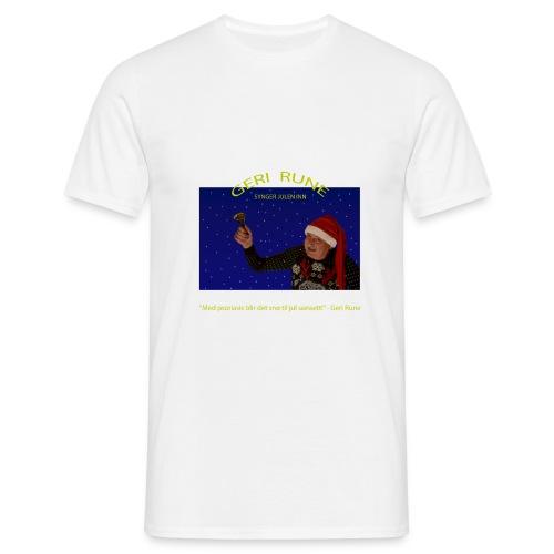 front SMALL png - T-skjorte for menn