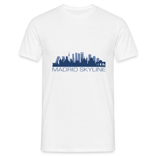 MADRIDSKYLINE - Camiseta hombre