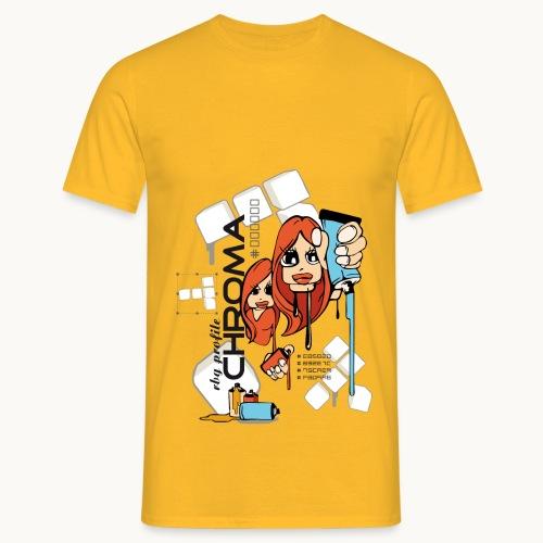 Chroma - T-shirt Homme