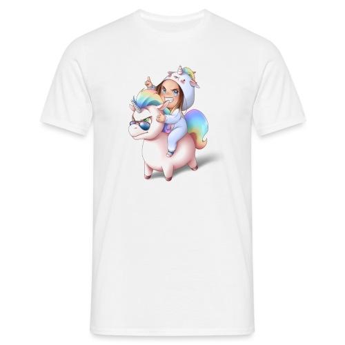 Ella und Egon - Männer T-Shirt