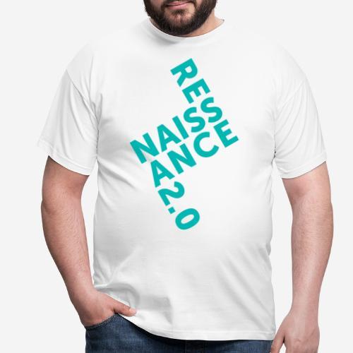 Covid Renaissance Quarantäne - Männer T-Shirt