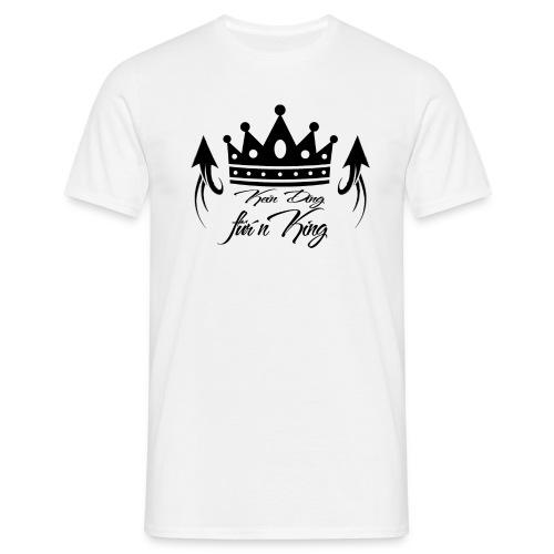 Kein Ding für n King - Männer T-Shirt