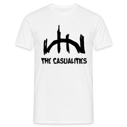 Dark logo - Männer T-Shirt