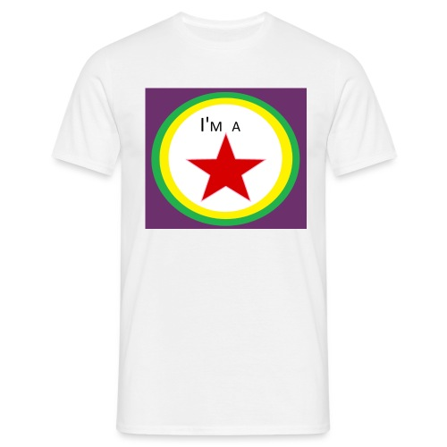 I'm a STAR! - Men's T-Shirt