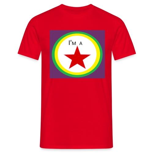 I'm a STAR! - Men's T-Shirt