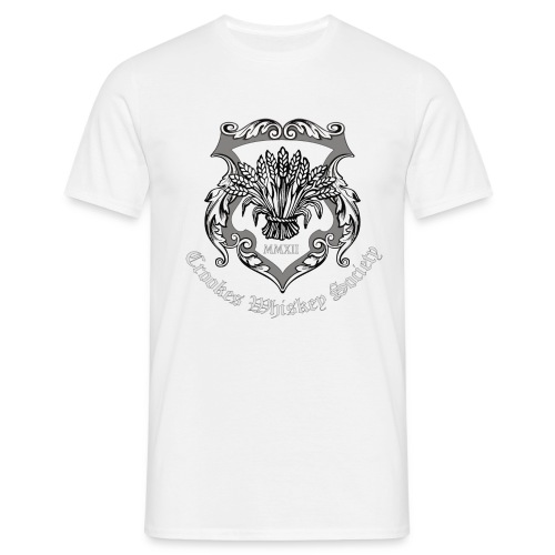 CWS Logo (white text) - Men's T-Shirt