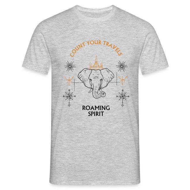 ROAMING SPIRIT travel tees