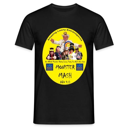 Monster Mash - Men's T-Shirt