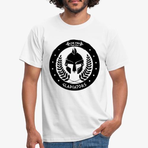 Gym Pur Gladiators Logo - Men's T-Shirt
