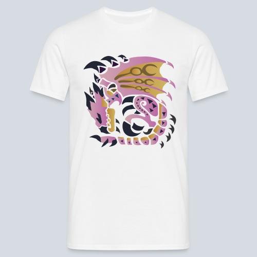 Rosa Rathalos - Männer T-Shirt