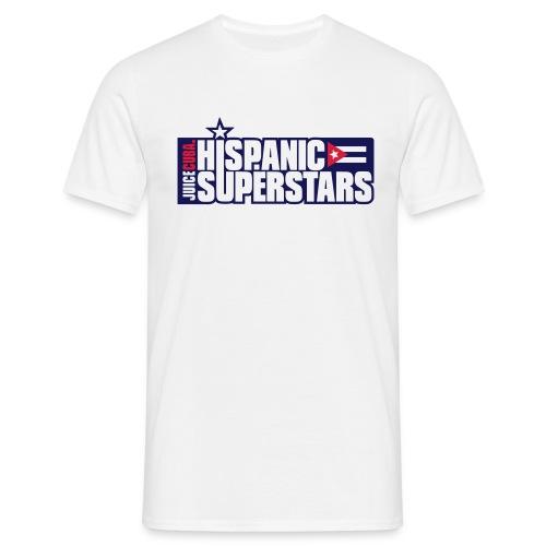 Hispanic Superstar - Männer T-Shirt
