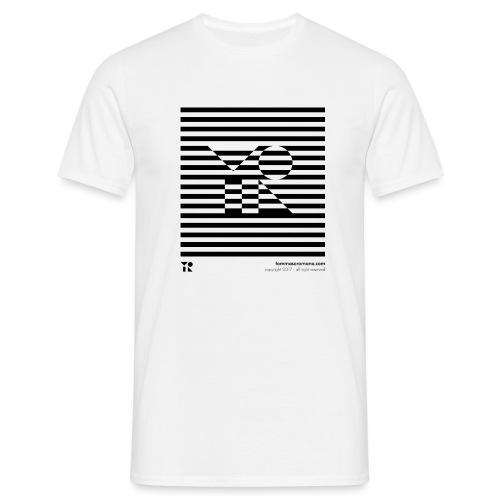 mnmlocked - Maglietta da uomo