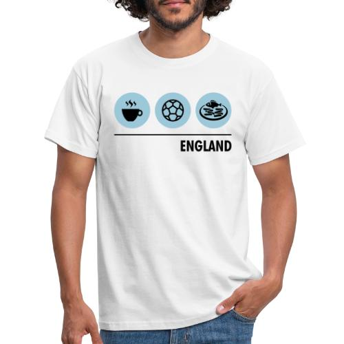 Circles - England - Men's T-Shirt