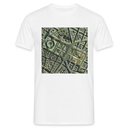 LES HALLES 1971 - T-shirt Homme
