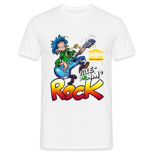 Ville-Pomm'Rock 2017 - T-shirt Homme