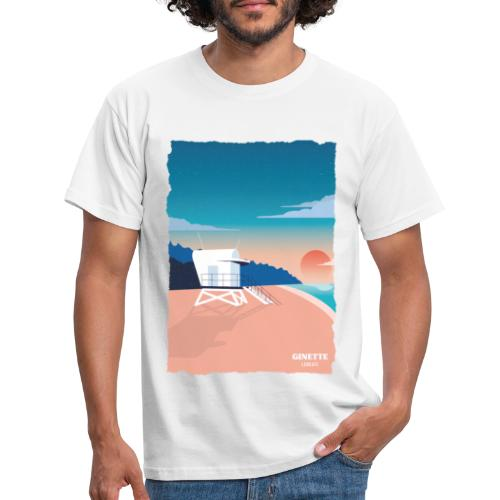Sunset Ginette - T-shirt Homme
