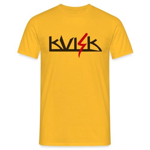 KVISK - mens shirt - Männer T-Shirt
