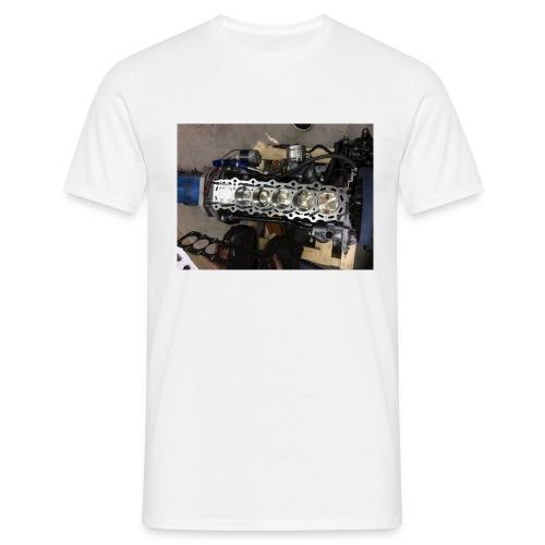 Motor tröja - T-shirt herr