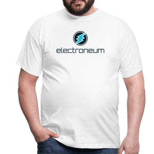 Electroneum - Men's T-Shirt