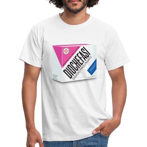 DIOCHEFASI - Maglietta da uomo