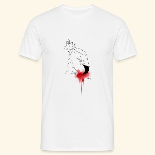 Endometrios - T-shirt herr