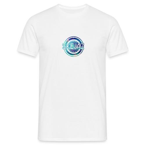 Official SKEJAZ Band Logo - Men's T-Shirt