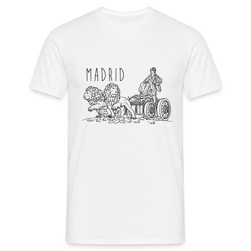 CIBELES NEGRO - Camiseta hombre