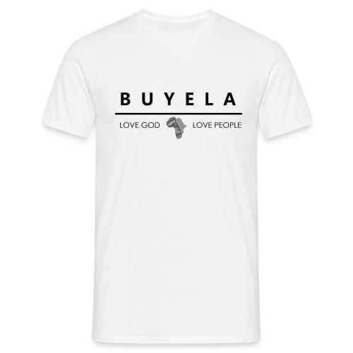 Buyela 2 w - Männer T-Shirt