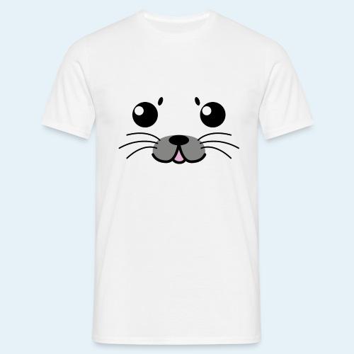 Foca bebé (Cachorros) - Camiseta hombre