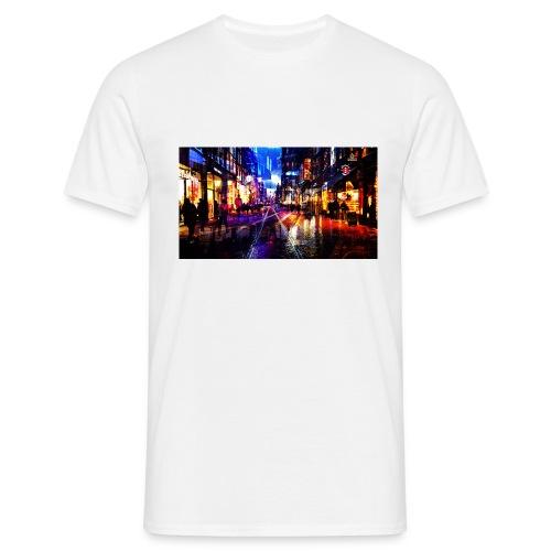 Flip Side Photography Amsterdam - Men's T-Shirt