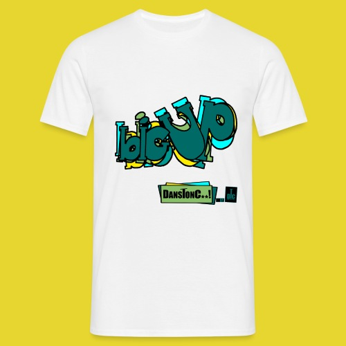 BIG UP homme png - T-shirt Homme