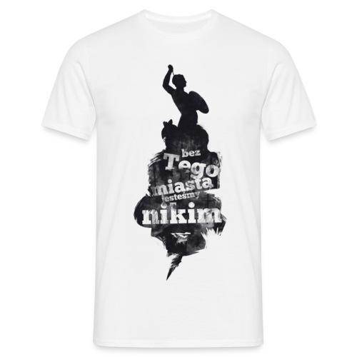 miasto shirt2 - Koszulka męska