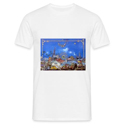 g7 - Männer T-Shirt