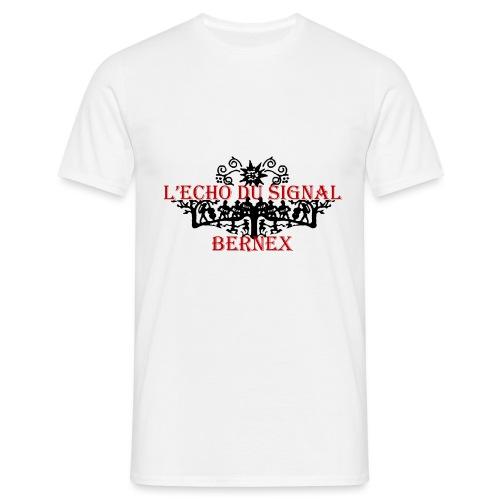 Logo Echo 2016 transp - T-shirt Homme