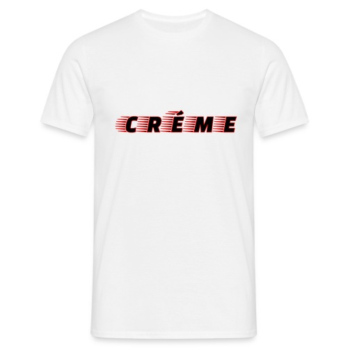 Créme - Men's T-Shirt