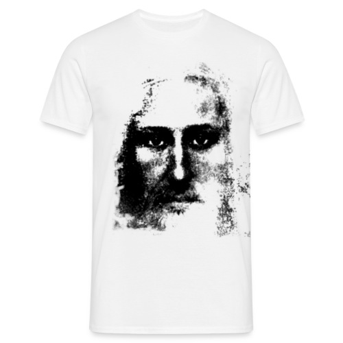 front transparent - Männer T-Shirt