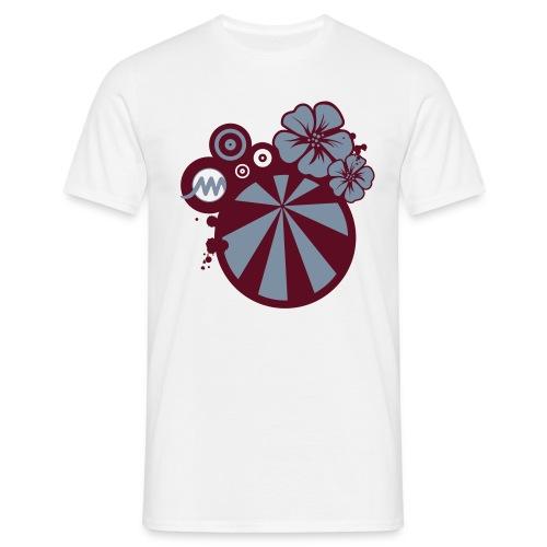 TEE SHIRTMARMARAFLEUR - T-shirt Homme