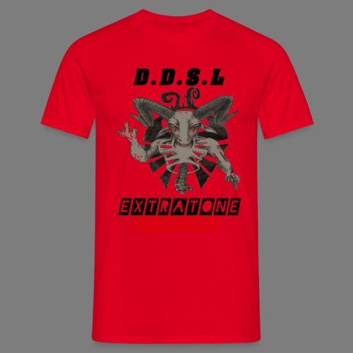 DDSL E W M.A.X - Mannen T-shirt
