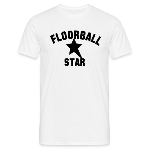 floorballstar - Men's T-Shirt