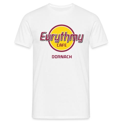 Eurythmy Cafe Dornach mehrfarbig - Männer T-Shirt