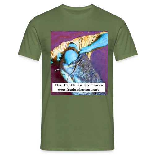 truth in there - Men's T-Shirt