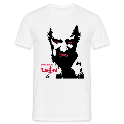 Leon rot 100 svg - Men's T-Shirt