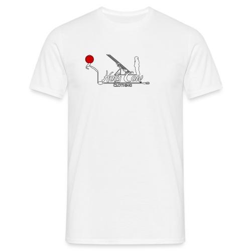 hingedpopuprig 0m6b5110 png - Männer T-Shirt