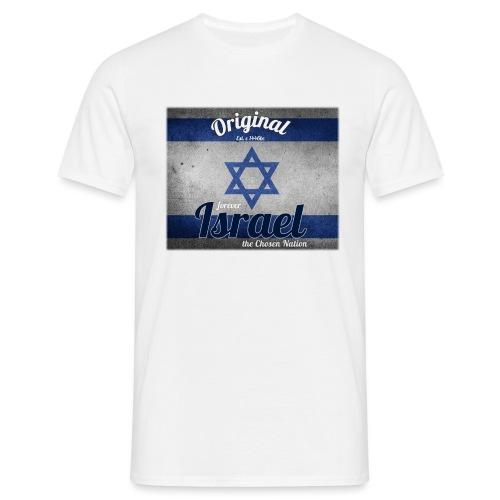 Israel2 - Men's T-Shirt