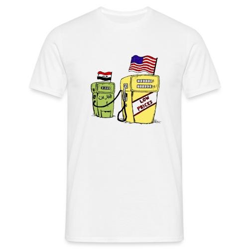 benzyna - Koszulka męska
