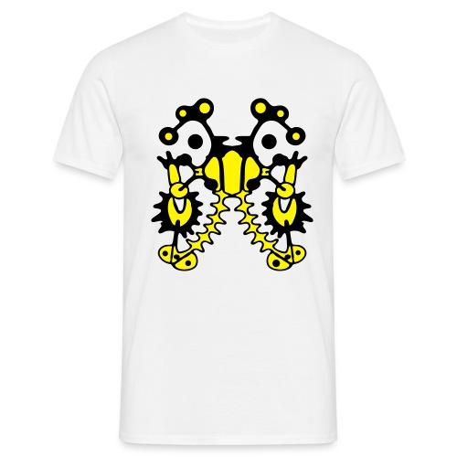 Tattoo T-Shirt Design - Männer T-Shirt