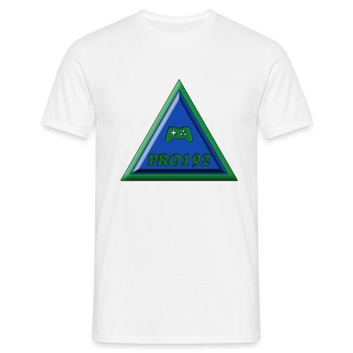 Progamer192 Illuminati t-shirt ( teenager ) - Mannen T-shirt